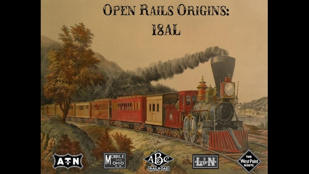 Steam Workshop :: Open Rails Origins: 18AL