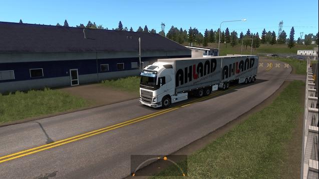 Ahland Logistics Devil BDF Tandem
