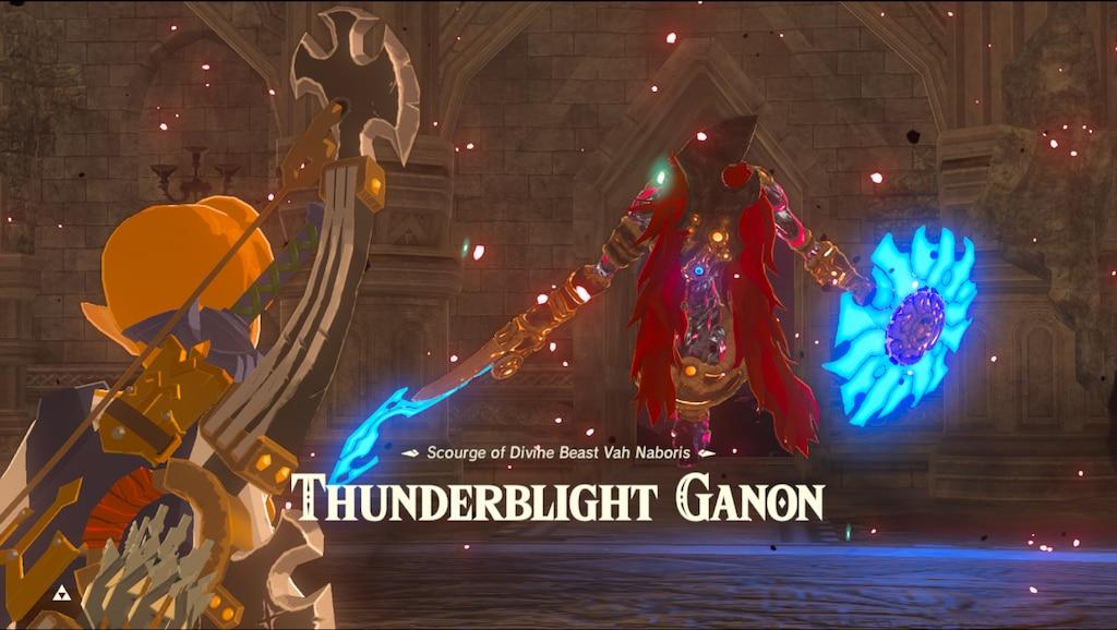 Steam Community Thunderblight Ganon