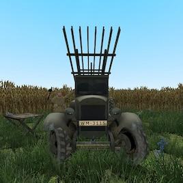 Steam Workshop :: (Simfphys-Armed) BM-13 Katyusha