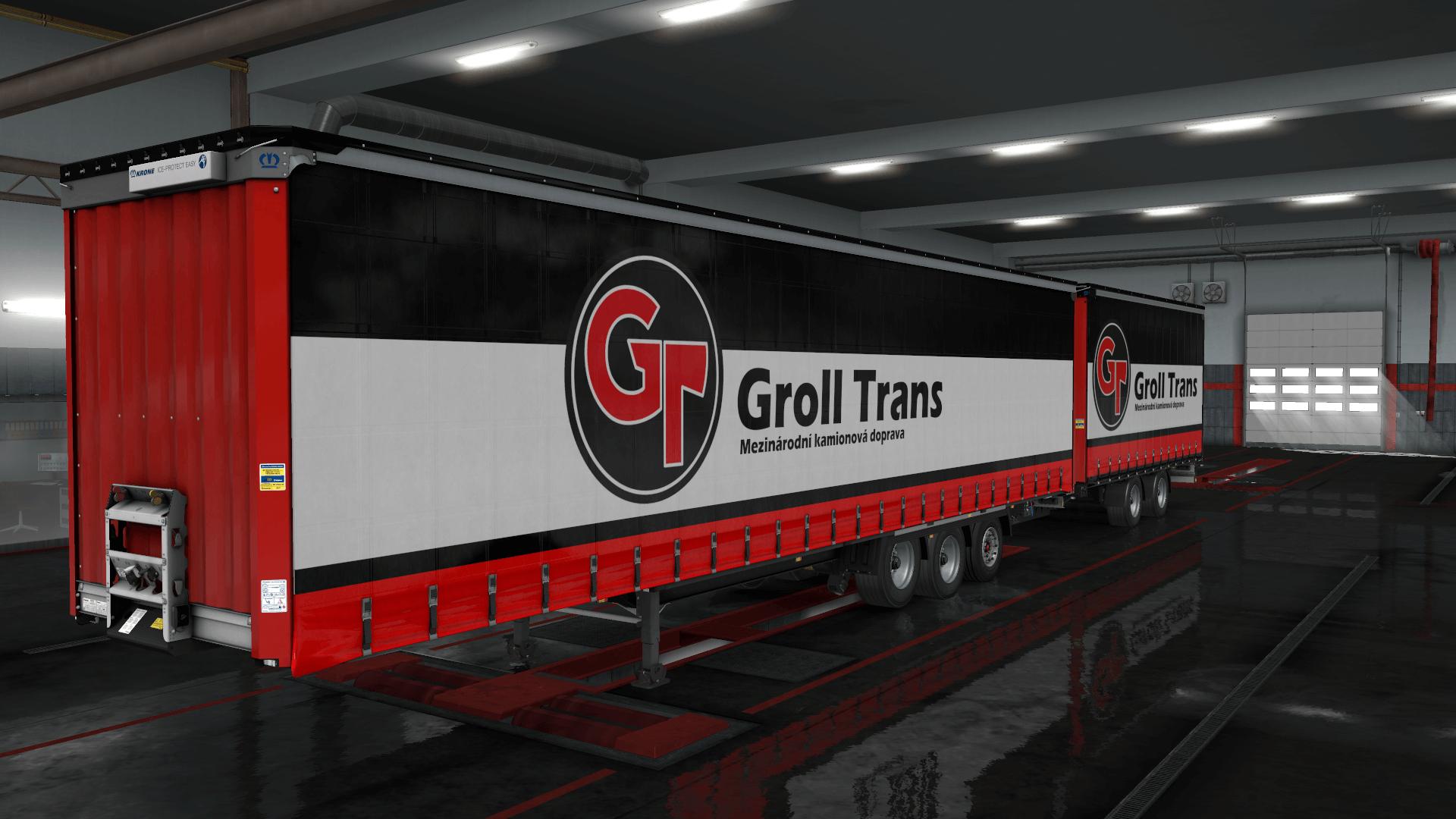 Groll Trans Krone MegaLiner (update) Skin Pack