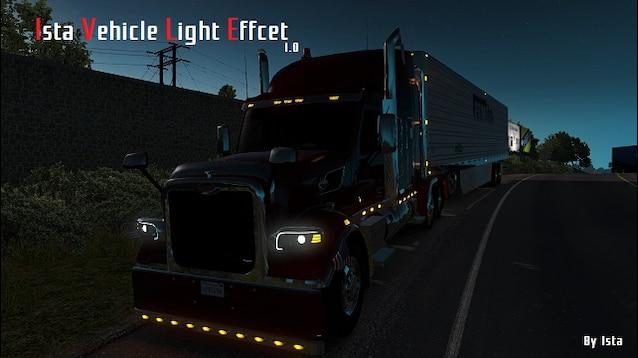 Truck Stop Sound Effect