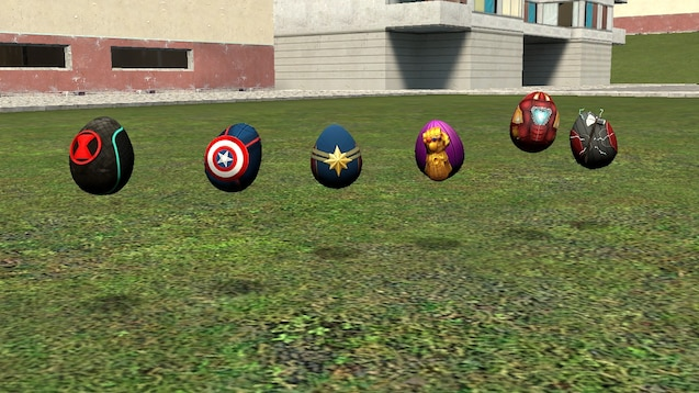 Steam Workshop Roblox Endgame Eggs