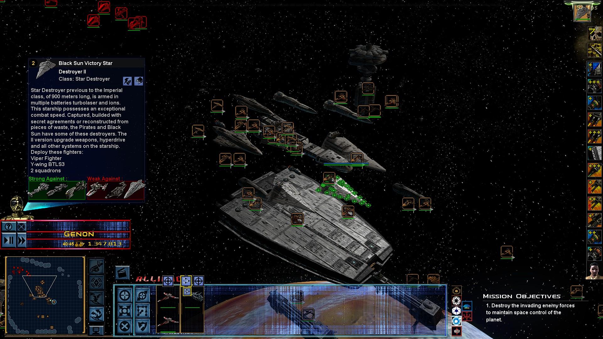 Star Wars – Empire at War – FOC Alliance – Last Progress