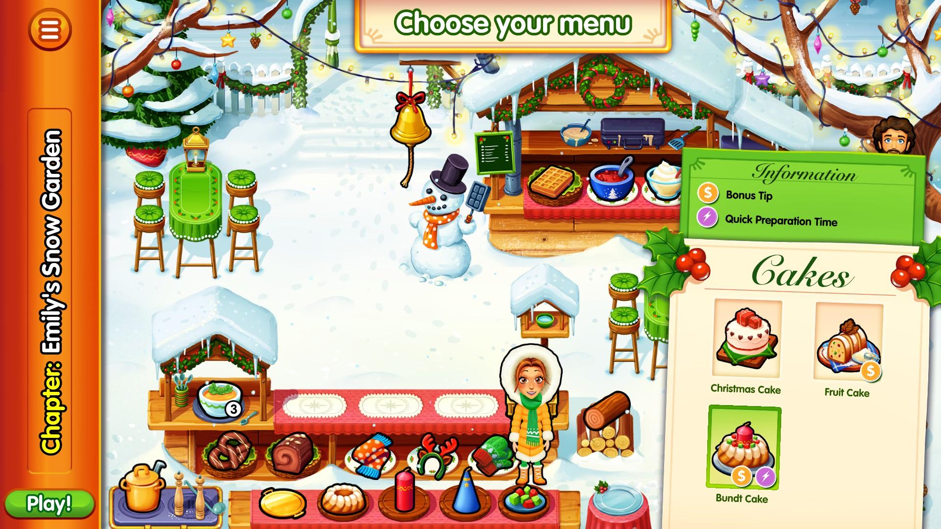 Delicious 14: Emily's Christmas Carol 9B2F07CC2DA342796A4ADFEC3C6E263ED0297E72
