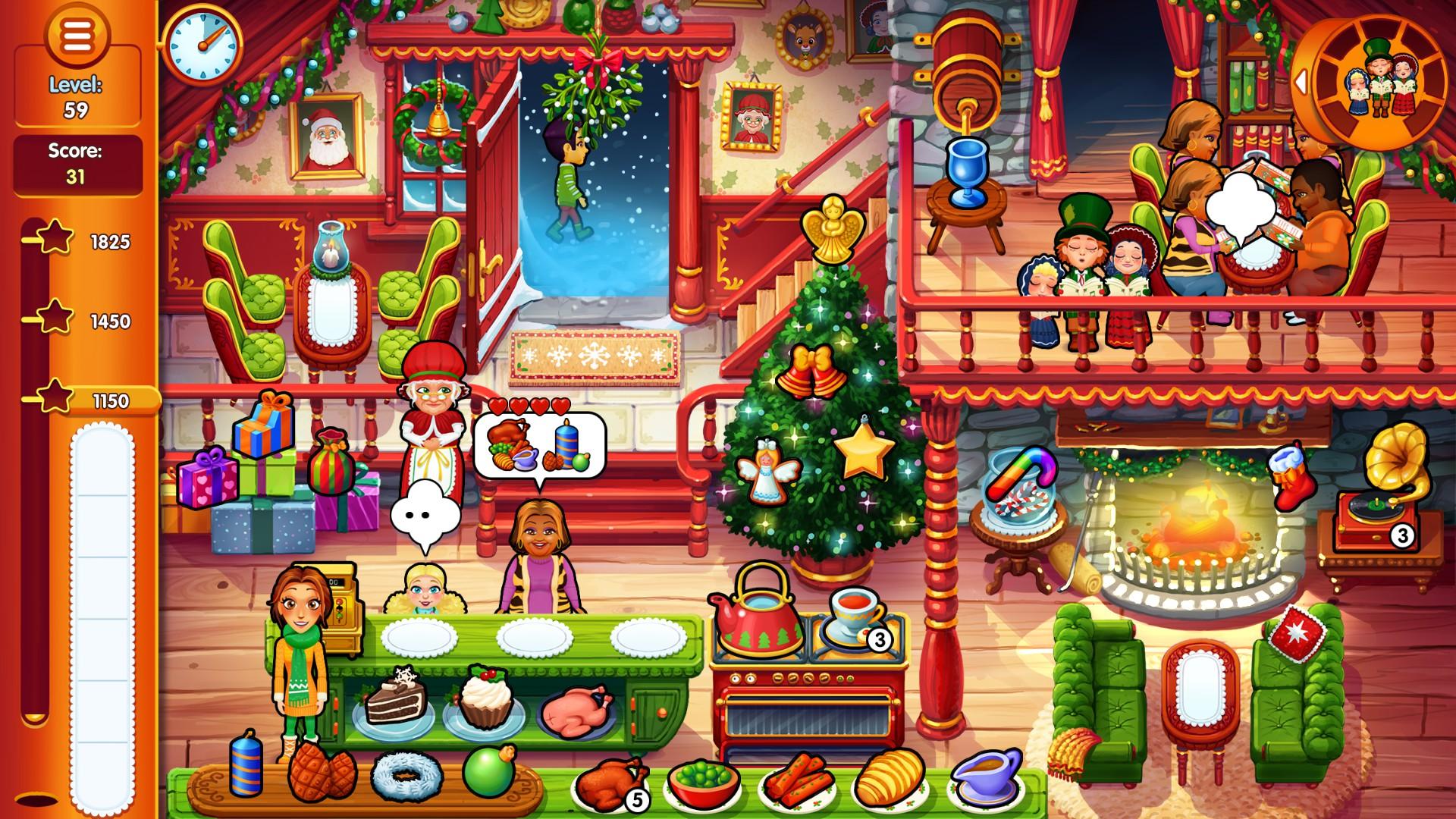 Delicious 14: Emily's Christmas Carol 7BB8CAF221AEB151DDD25C9A64BCBB6F3641C6EE