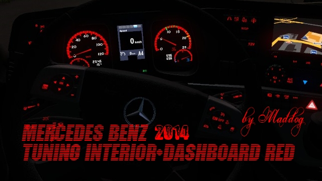 Mercedes_Benz_2014_Tuning_Interior-Dashboard_Red