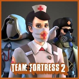 Steam Workshop :: Female Medic (TF2) [PM / NPC / Ragdoll