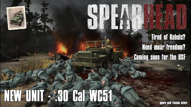 Steam Workshop Spearhead Combat Overhaul
