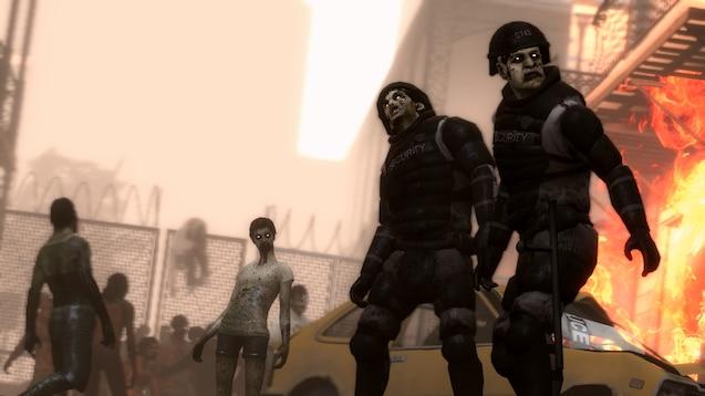 Steam Workshop :: Left 4 Dead Common Infected SNPCs