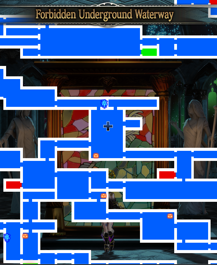 Секреты, секретные комнаты и их расположение в Bloodstained: Ritual of the Night