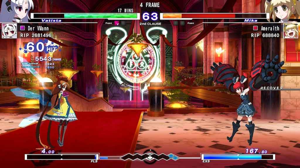 Steam Community :: UNDER NIGHT IN-BIRTH Exe:Late[st]