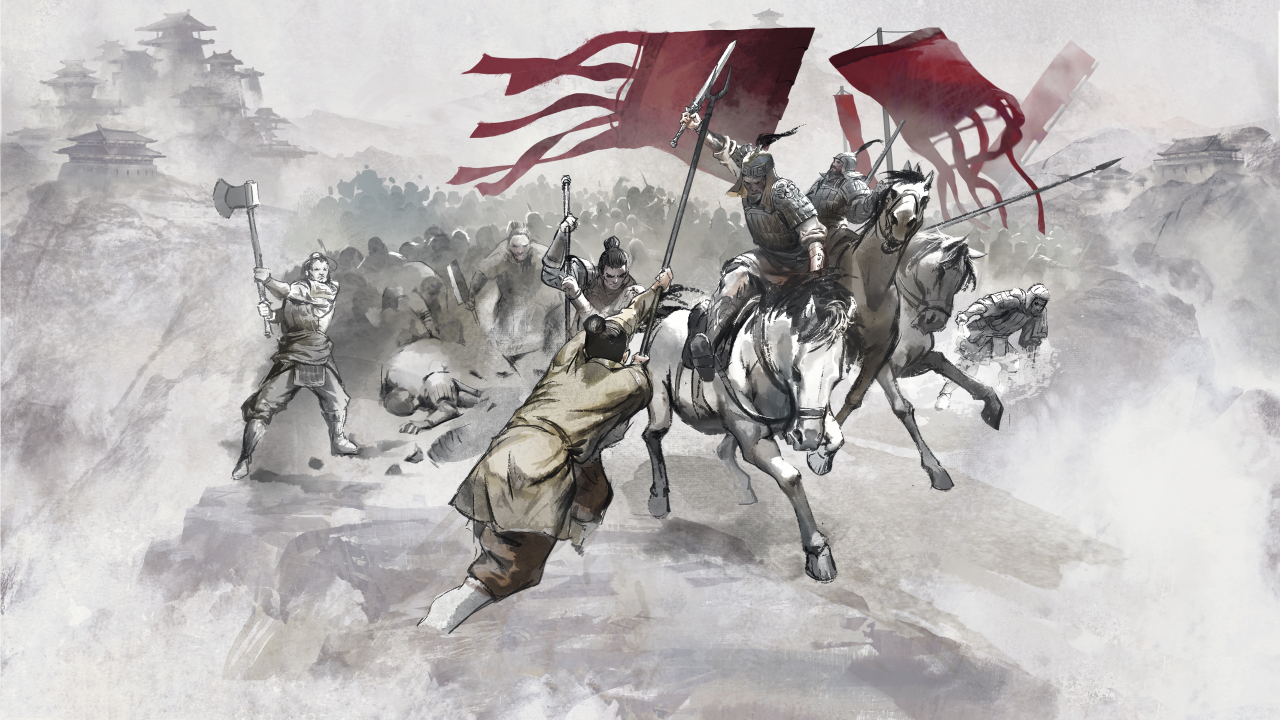 Steam Workshop Total War Three Kingdoms Loading Art