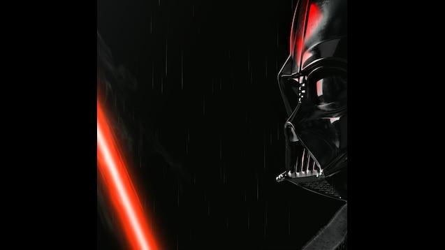 Steam Workshop :: Star Wars - Vader - Smoking saber in the rain
