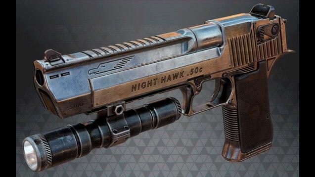 Steam Workshop :: Millenia's CS20 | NIGHT HAWK  50c for Left 4 Dead 2
