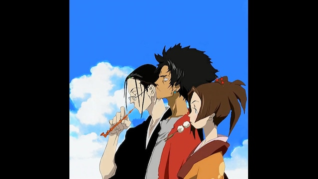 Steam Workshop Samurai Champloo 60 Fps Bgm 1080p