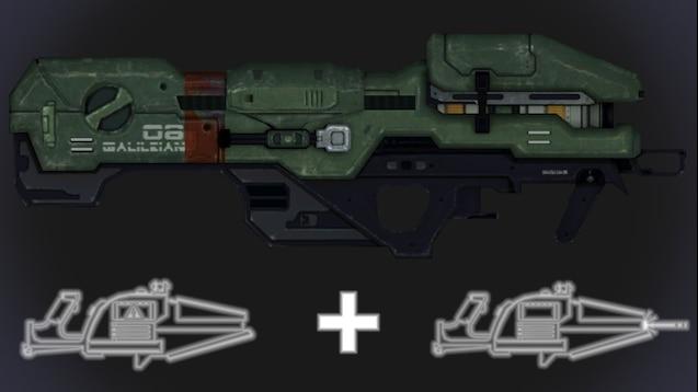 Steam Workshop :: Spartan Laser Mining Laser and Tesla Cannon