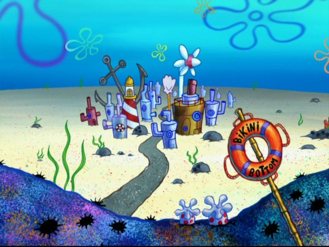 Steam Workshop :: Spongebob