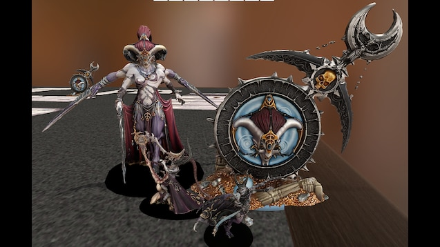 Steam Workshop :: Age of Sigmar/Warhammer 40k: Hedonites of Slaanesh