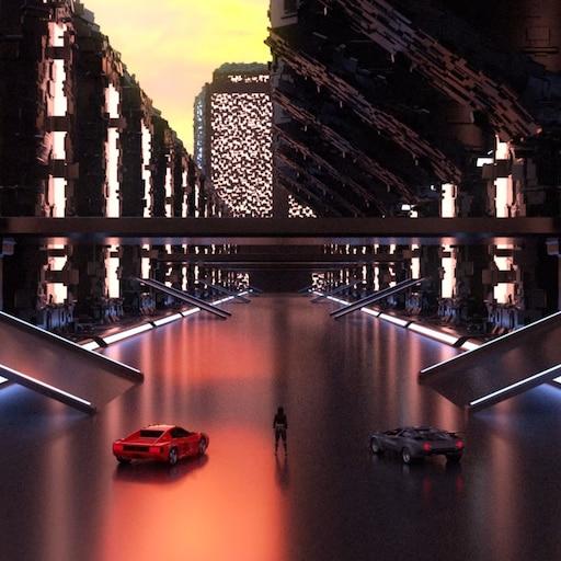 Steam Workshop::Mega City One