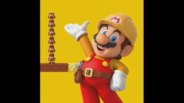Steam Workshop :: Super Mario Maker 2