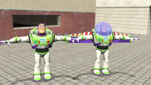 Steam Workshop :: Buzz Lightyear (from Toy Story) Player