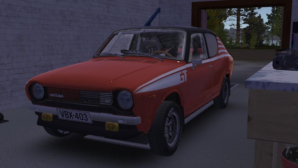 Steam Community My Summer Car