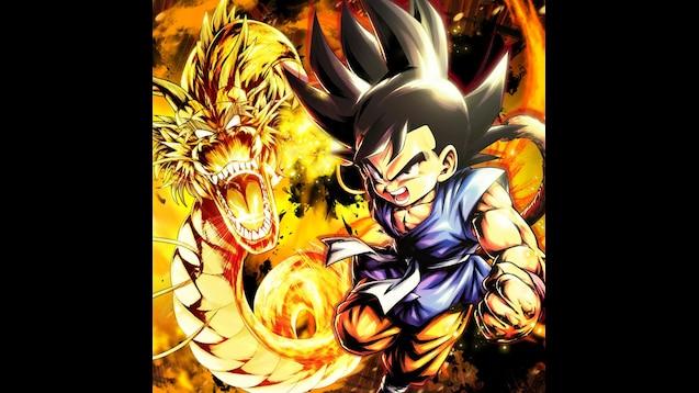 Steam Workshop Gt Goku Wallpaper