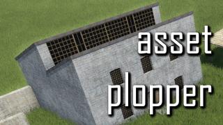 Asset Plopper