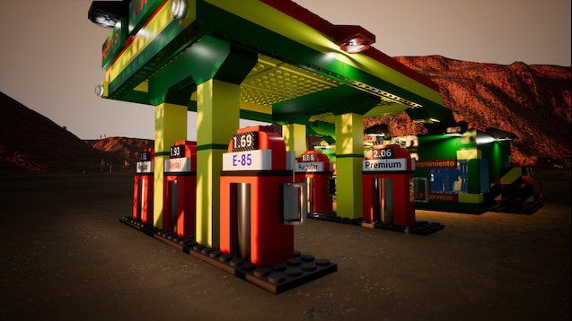 Find Me The Closest Gas Station >> Steam Workshop Pepes Gas Station
