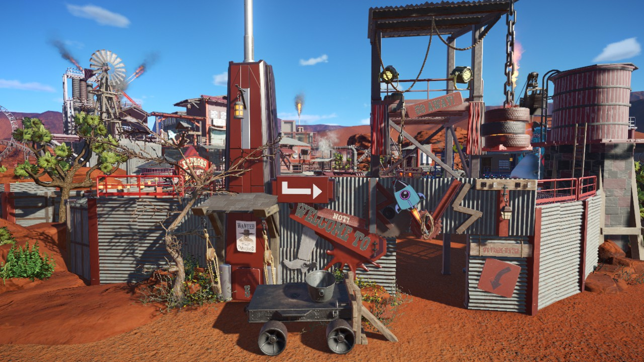 """""""Rust"""" - Scraptown Legends"""