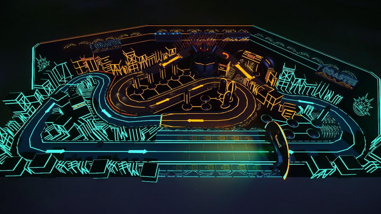 CYBER-ROAD RACEWAY | BBP Games