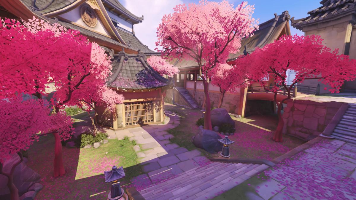 Steam Workshop :: Overwatch maps 4K