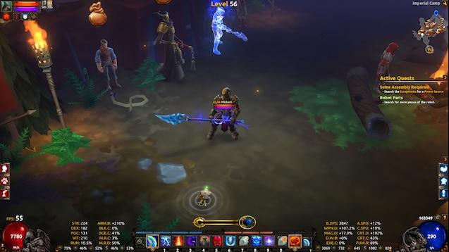 Steam Workshop :: Dracos Diablo 3 and Others UI Merger (v 41)