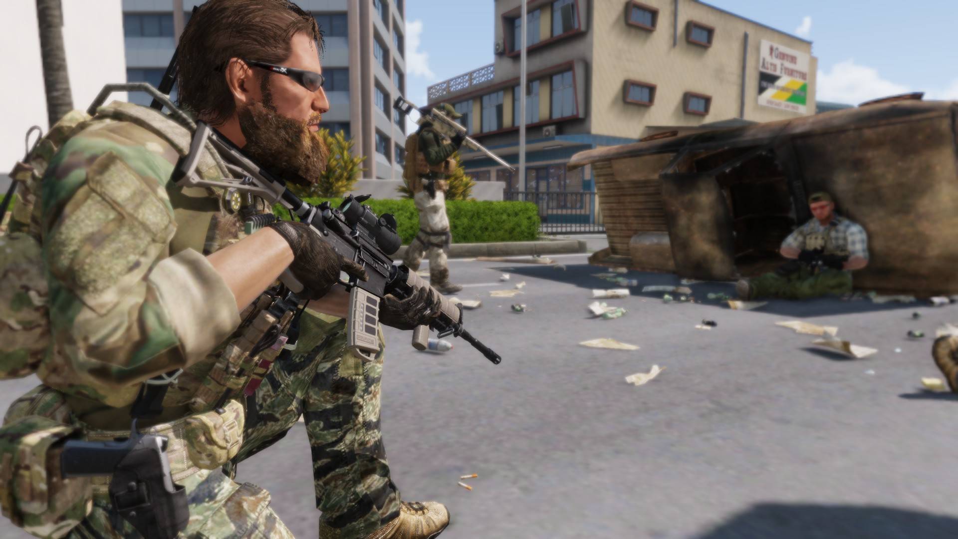 Arma 3 Photography - Pictures only NO comments! And List