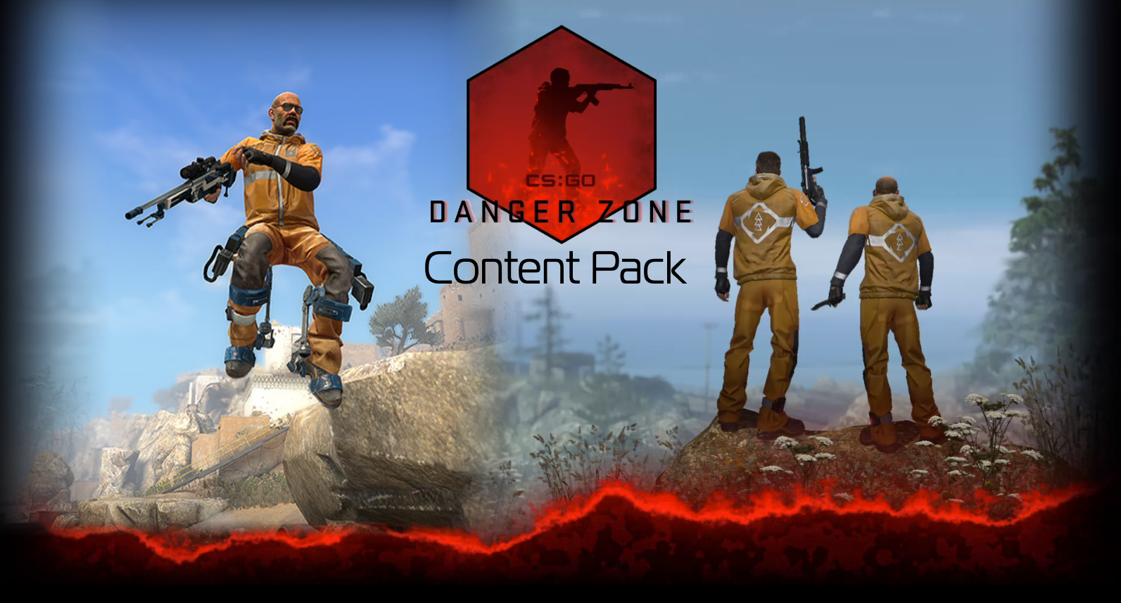 Masterskaya Steam Danger Zone Content Pack Counter Strike Global Offensive