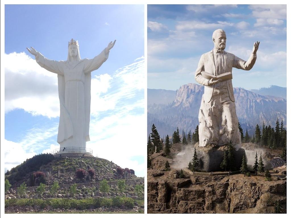 Steam 커뮤니티 Statue Isus Christos Vs Joseph Seed
