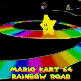 Steam Community Mario Kart 64 Rainbow Road Comments