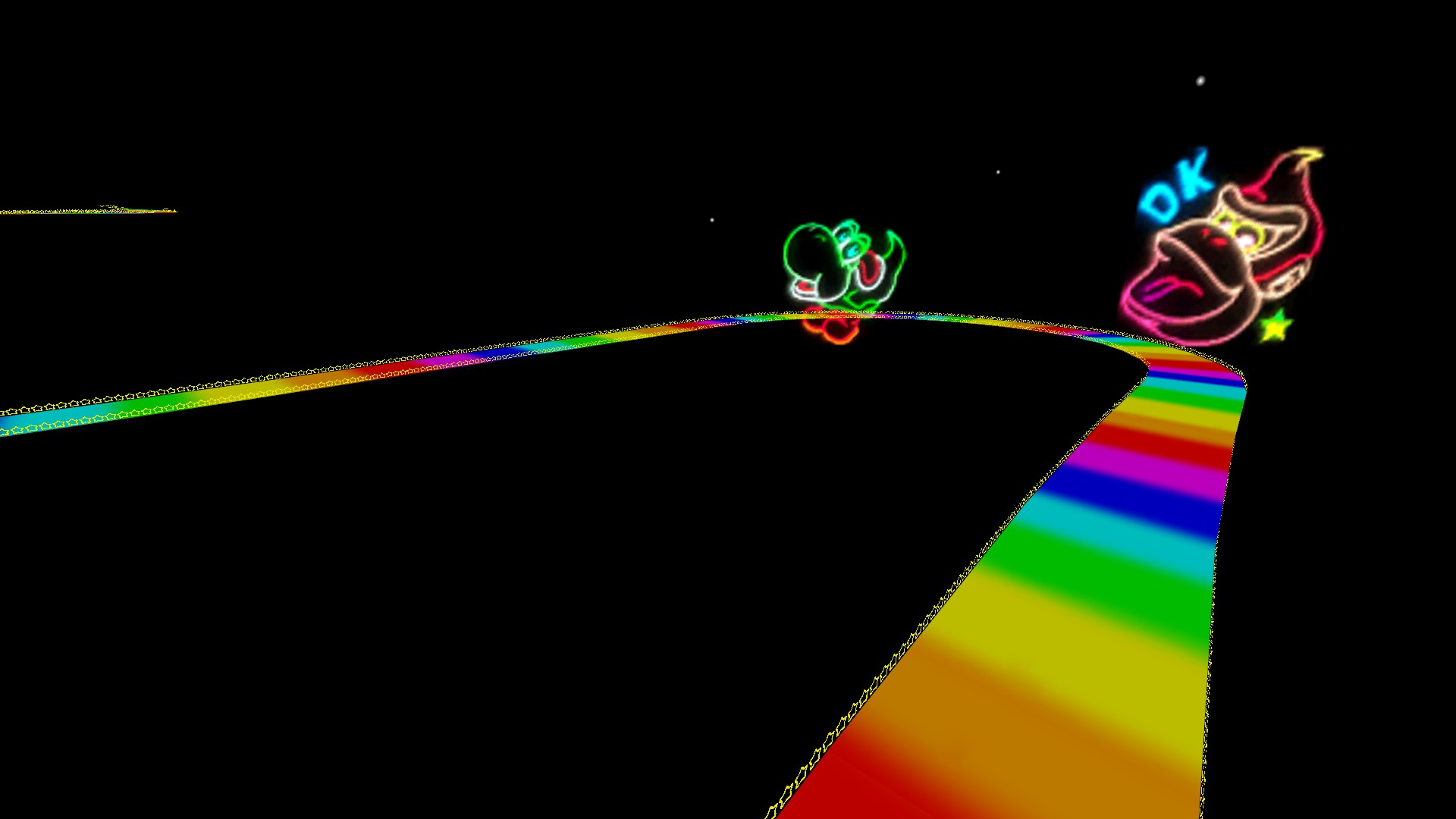 Steam Workshop Mario Kart 64 Rainbow Road
