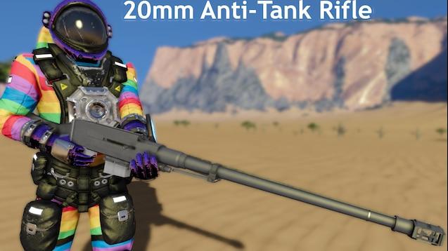 Steam Workshop :: 20mm Anti-Tank Rifle, Assault Rifl, LMG