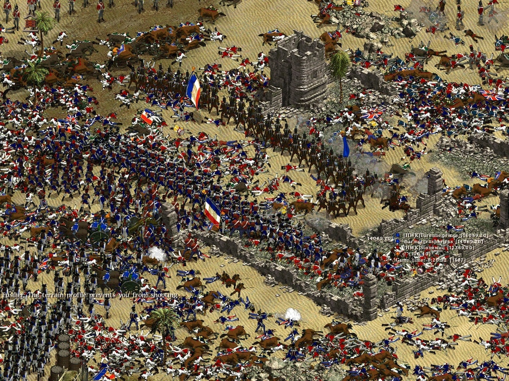 Problème avec american conquest - commentcamarche.net