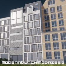 Modern Dutch midrise 3