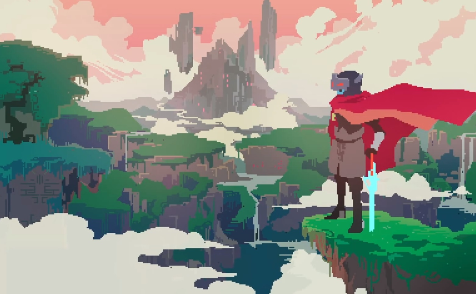 Steam Workshop Aesthetics Of Hyper Light Drifter S World