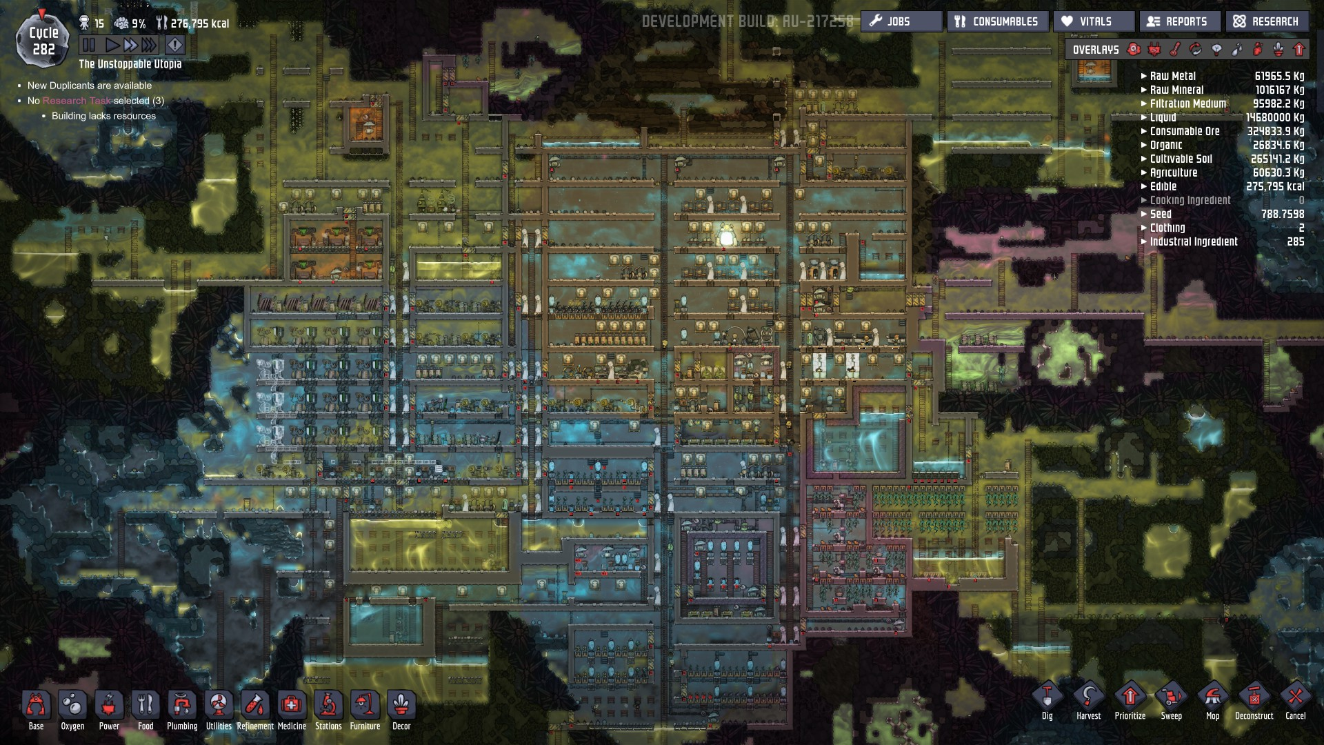 Steam Turbine Oxygen Not Included Setup