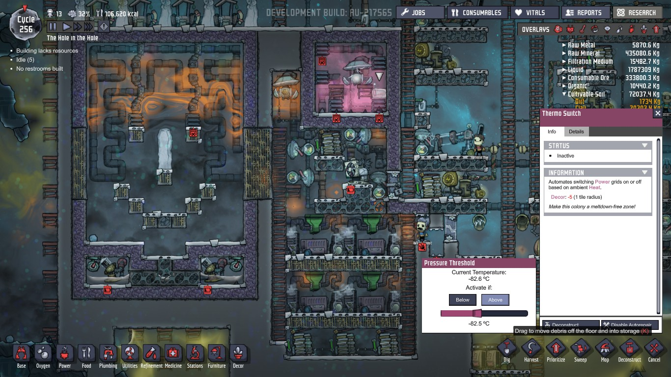 noob needing help oxygen not included general discussion