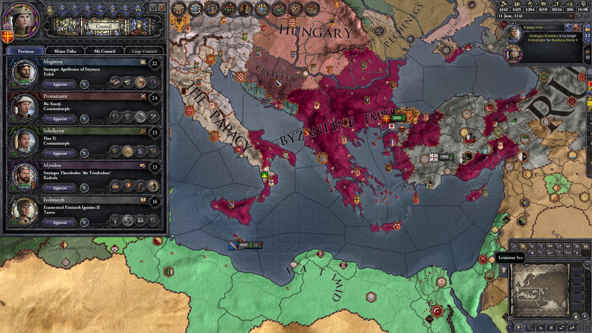 Paradox Grand Strategy: Crusader Kings, Europa Universalis, ETC