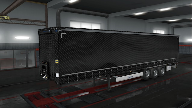 Carbon Krone Trailer Skin Pack