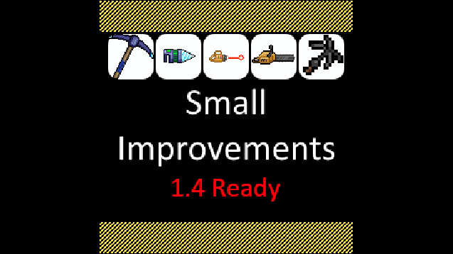 Small Improvements 1 4 Edition - Skymods