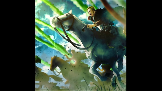 Steam Workshop Attack On Titan Erwin Charge