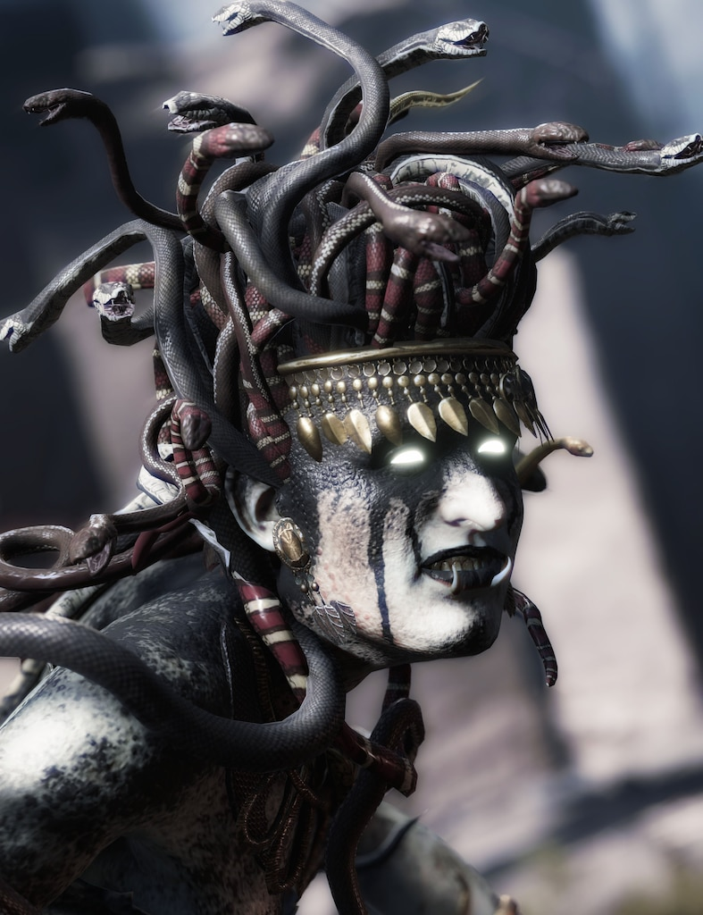 Steam Community Screenshot Medusa Gorgon